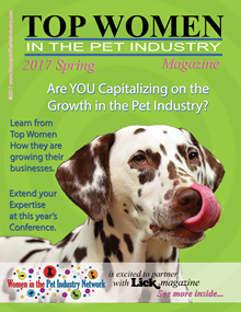 Spring 2017 Top Women in the Pet Industry Magazine