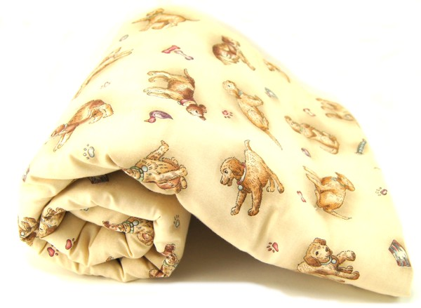 Tossed Dogs Pet Blanket