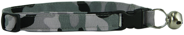 Urban Camo Cat Collar