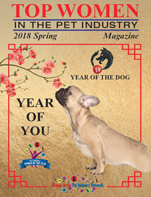 Spring 2018 Top Women in the Pet Industry Magazine