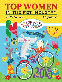 Spring 2015 Top Women in the Pet Industry Magazine Profile